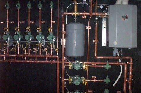 Boilers - Bryshun Mechanical