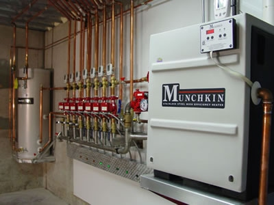 Boilers - Bryshun Mechanical